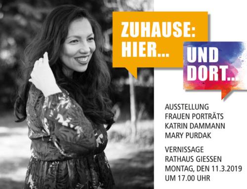 """Ausstellung """"Zuhause: Hier und Dort"""""""